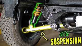 homepage tile video photo for AWD Miata Gets NEW RALLYCROSS Suspension! (& New Lights!)