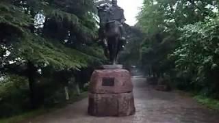 魯粛墓(湖北省武漢)三国志遺跡漂流