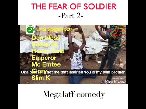 Download 😆The fear of soldier 😄(Xploit comedy) (Nigeria Comedy)