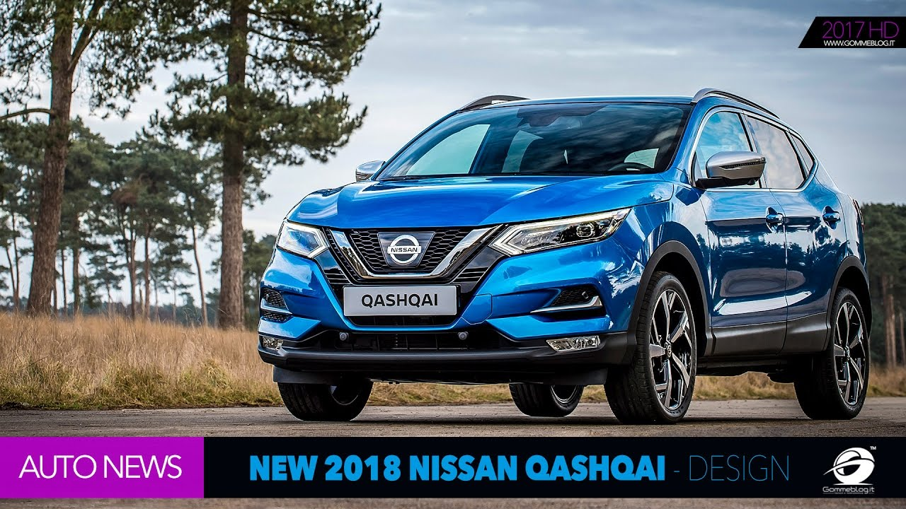 2018 new nissan qashqai interior exterior design youtube for Interior nissan qashqai 2018