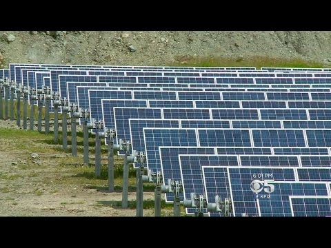 California Aims For 100 Percent Green Energy