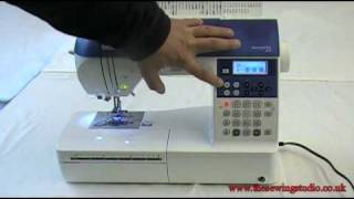 Brother Innovis-600 Sewing Machine Review (Part-1)