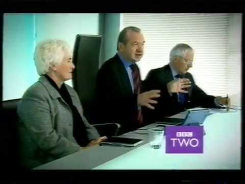 BBC TWO continuity - Sunday 7th May 2006