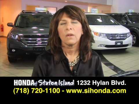 Staten Island Honda Commercial   YouTube
