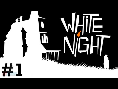 THE MANSION - Lets Play White Night Part 1 | Game Walkthrough | PC Gameplay | Horror Game