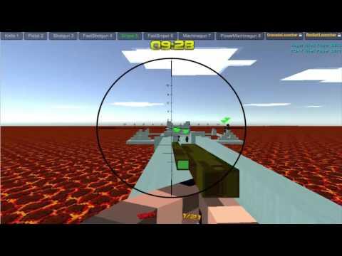 ¡ SOY UN ZOMBIE ! ( Pixel Warfare V4 ) -#8