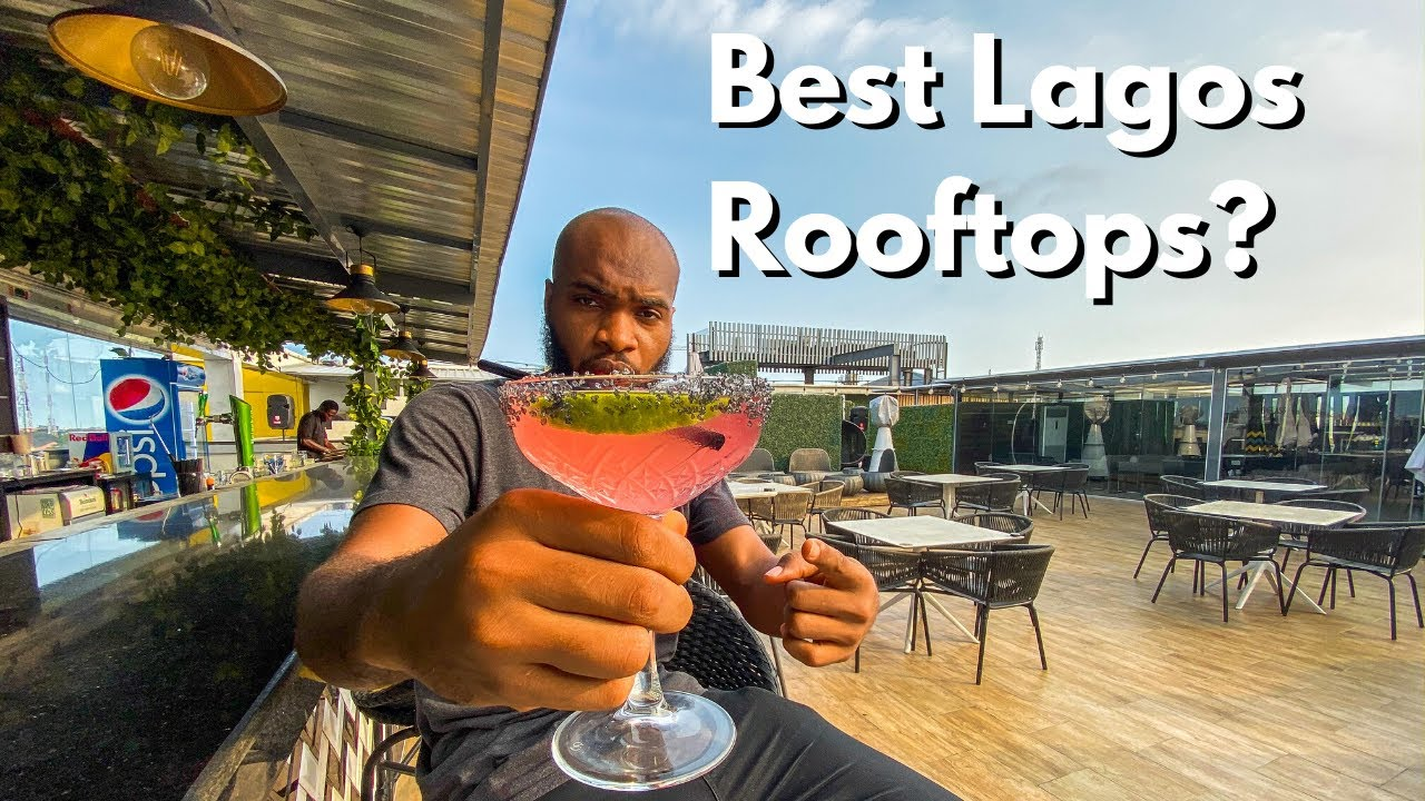 I Tried Every Rooftop Resturant In Lagos So You Don't Have To!