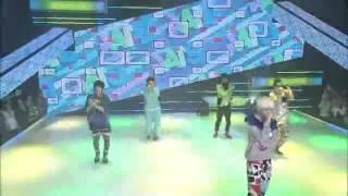 mirrored mode b1a4 beautiful target full dance version