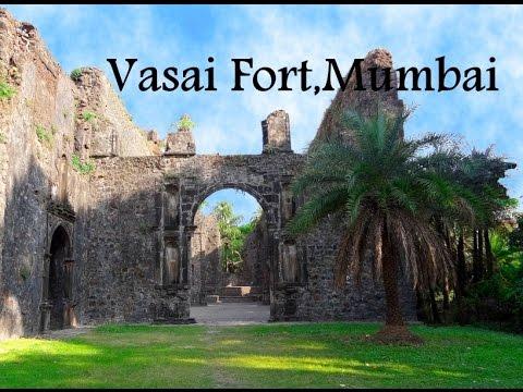Vasai Fort/Fort Bassein (वसई किल्ला) - Vasai Killa,Mumbai - Picnic Plans