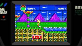 Dynamite Headdy Completed No Death Game Gear 1/2