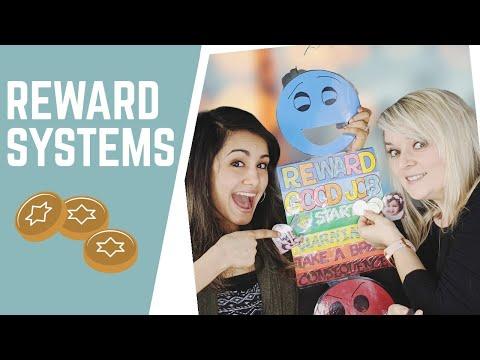 REWARD SYSTEM | TOKEN SYSTEM | STICKER CHARTS | BEHAVIOR CHARTS | GET KIDS TO LISTEN