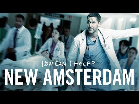 NEW AMSTERDAM | Official Trailer | NBC Fall Shows 2018