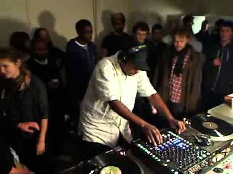 Theo Parrish 45 min Boiler Room DJ Set