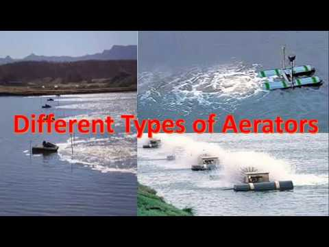 Different Types Of Aerators In Aquaculture/ஏரேட்டர்கள்