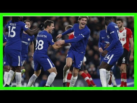 Chelsea 1-0 southampton: alonso's sublime free kick the difference [best tweets]