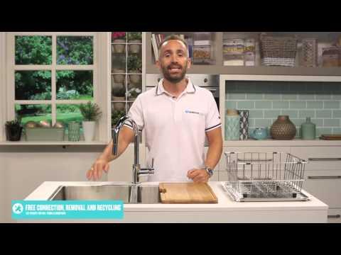 Abey LUA200TPK Lucia Double Bowl Sink Pack Overview - Appliances Online