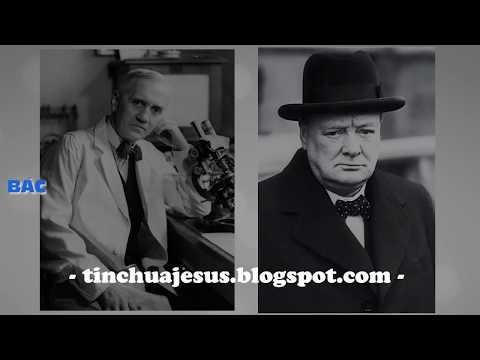 [BÀI HỌC CUỘC SỐNG] - Sự Cho Đi & Tình Bạn Đẹp Giữa Bác Sĩ Fleming & Thủ Tướng Anh Churchill