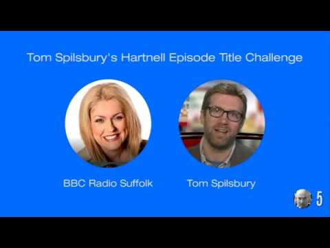 Tom Spilsbury's William Hartnell Episode Title Challenge
