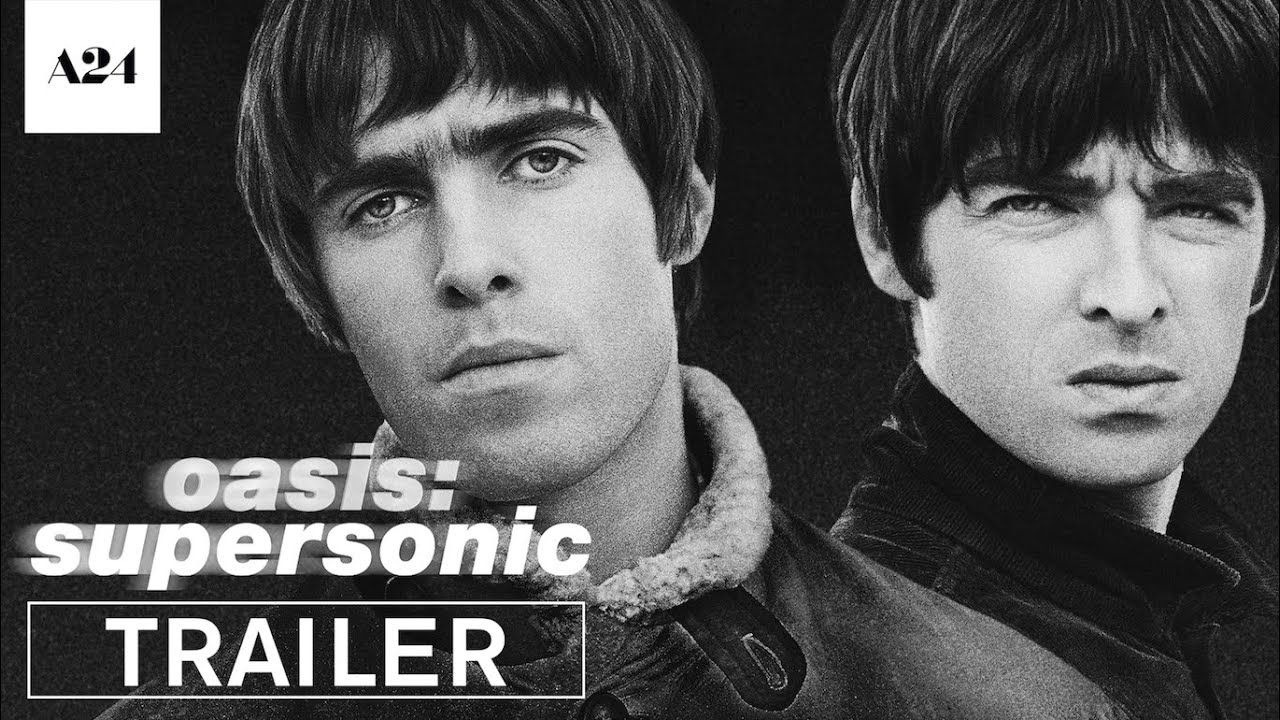 Oasis: Supersonic   Official Trailer HD   A24