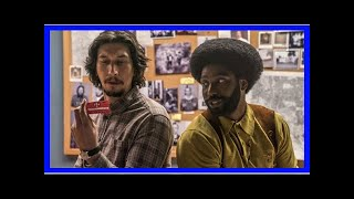 Breaking News | 'BlacKkKlansman' Trailer: John David Washington, Adam Driver Team Up in Spike Lee's