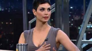Entrevista Morena Baccarin Jo Soares (20100430) - Parte 1