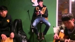 Ai đưa em về - Phạm Vũ, Khang Black ft Hứa Tuyên Live Acoustic at Cú Xanh