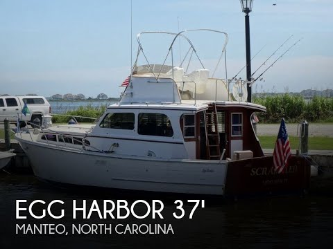 Used 1967 Egg Harbor 37 Vintage Motor Yacht for sale in Manteo, North Carolina