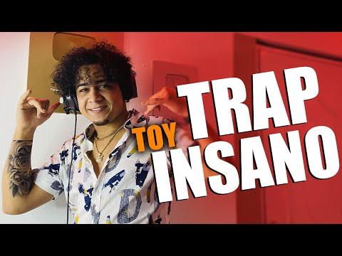 TRAP DE -TOY INSANO (VIDEO NO OFICIAL😂)❤🇩🇴 - TheNino