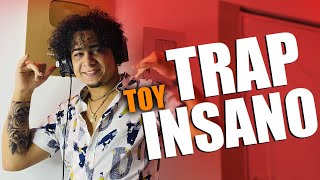 TRAP DE -TOY INSANO (VIDEO NO OFICIAL😂)❤🇩🇴