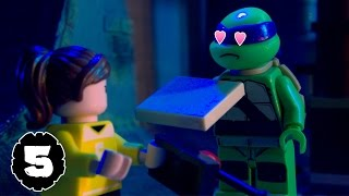 Lego TMNT Teenage Mutant Ninja Turtles Episode 5