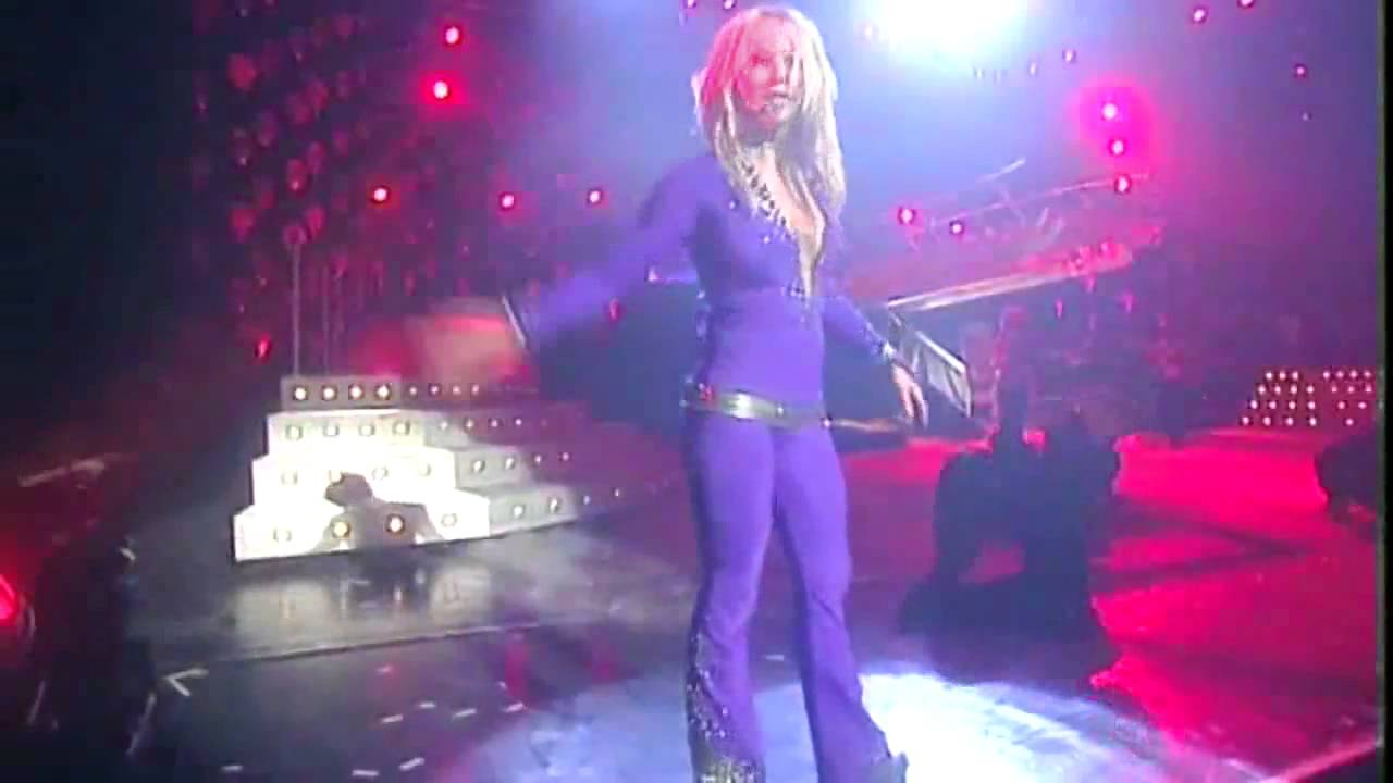 britney spearsi cant get no satisfaction live oidia