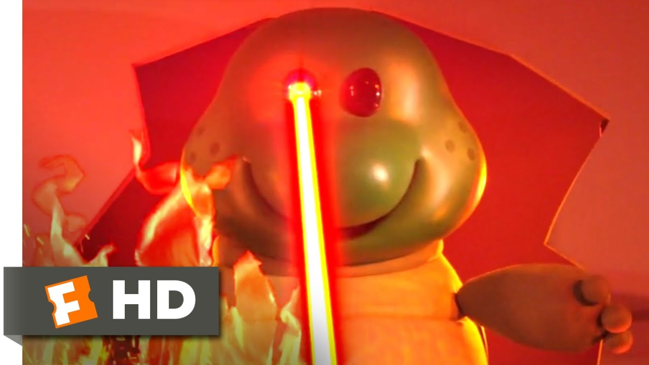 Captain Underpants The First Epic Movie 2017 Our World Is Destroyed Scene 4 10 Movieclips Youtube