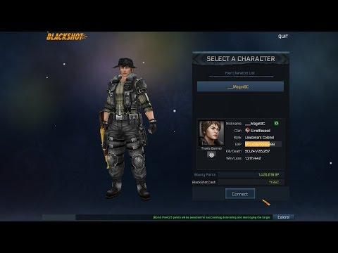 Blackshot Global Em Busca do Coronel #2 Live