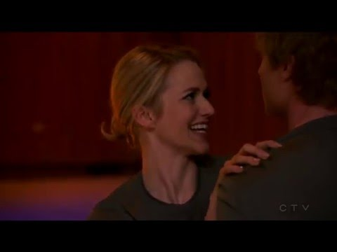 Graham Rogers /Caleb Haas (flirt scene)  - Quantico (tv series) #17