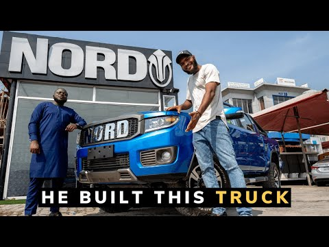 How a Nigerian Built a Successful Car Manufacturing Empire in Nigeria
