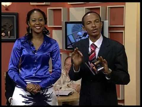 Dircy Sil TV Show Angola Part 2 1