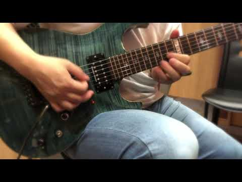 Gary Moore / Always Gonna Love You -Solo- Cover