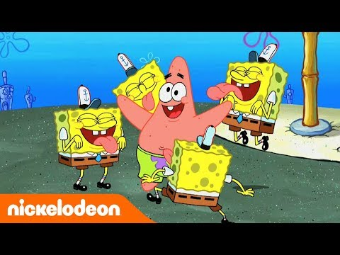 Bob Esponja  Cópias esponja  Brasil  Nickelodeon em Português