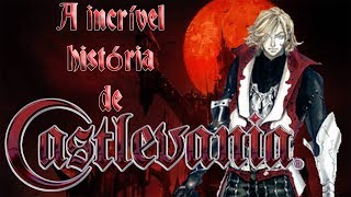 A Historia do Game #1 - Castlevania Lament of Innocence