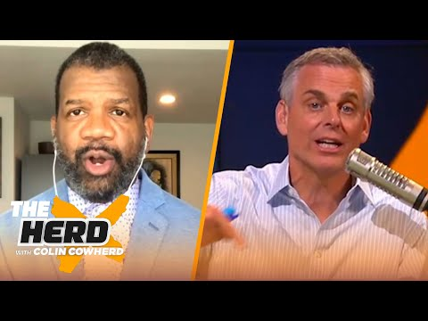 Rodgers is not the problem in Green Bay, Ravens are team to beat in AFC — Rob Parker   THE HERD