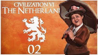 Video Civilization 6 - Rise and Fall  Pre-Release as the Netherlands - Episode 2 ...All Alone... download MP3, 3GP, MP4, WEBM, AVI, FLV Maret 2018