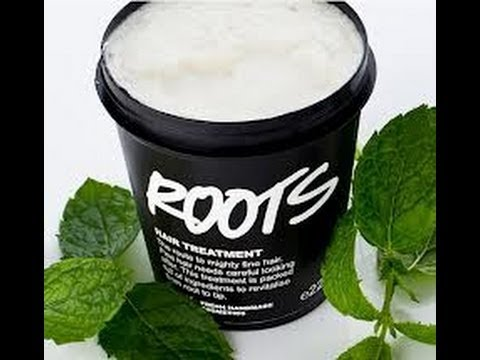 LUSH Roots Review! Stimulate Your Scalp For Longer, Healthier Hair!