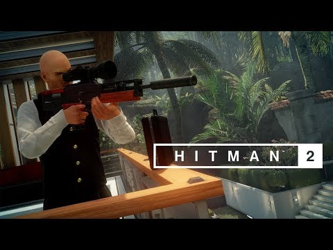 Hitman 2 - How to Hitman: The Briefcase