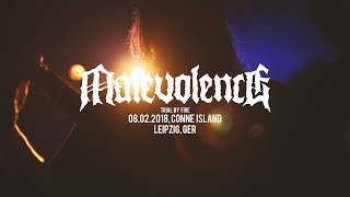 """MALEVOLENCE """"Trial By Fire"""" Live at Conne Island 08/02/18"""