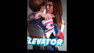 Henry Danger Elevator Kiss Nick!