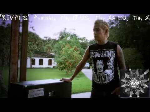 """COAL CHAMBER - """"Rivals"""" Webisode #4 (Meegs Review Footage) 