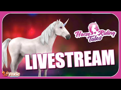 HORSE RIDING TALES - LIVESTREAM