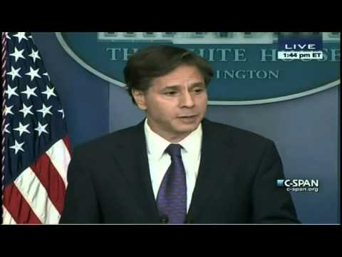 Deputy National Security Adviser: Kerry Speaking