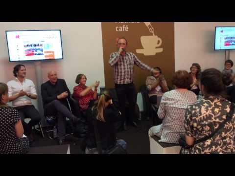 Aneirin Karadog (Welsh Children's Poet Laureate 2013-15), Laureate Summit 2015