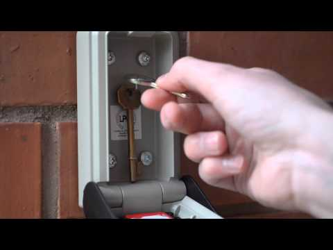 Key Safe 3